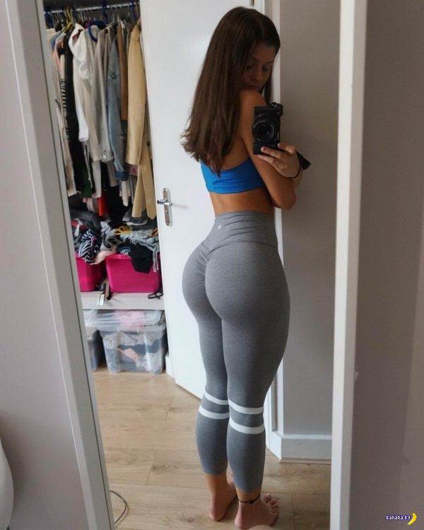 Так вот зачем нужны Yoga Pants!