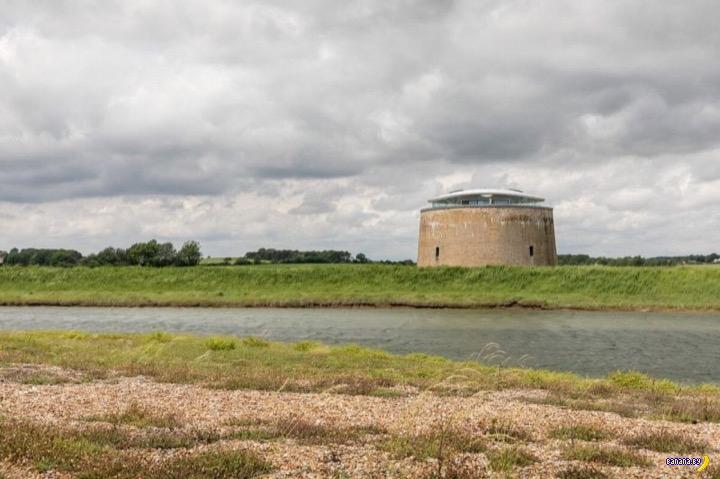 Роскошная вилла внутри оборонительной башни