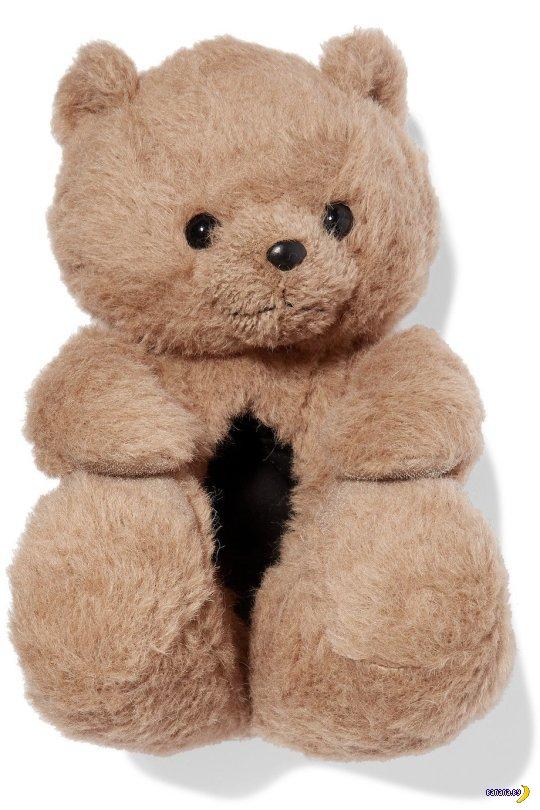 Почему два таких медведя с дырками стоят $826?