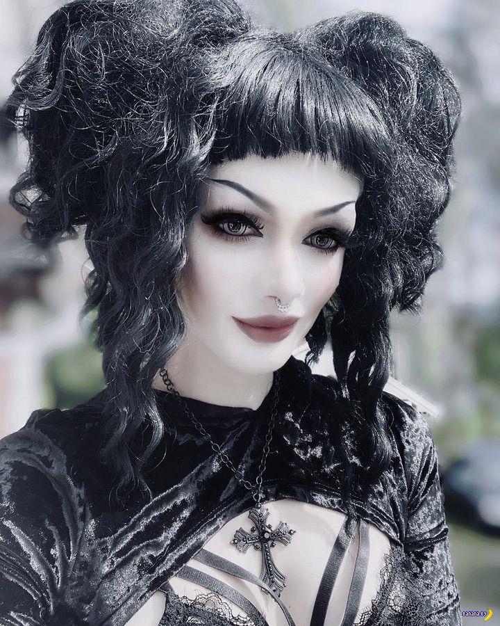 Готическая леди Виктория
