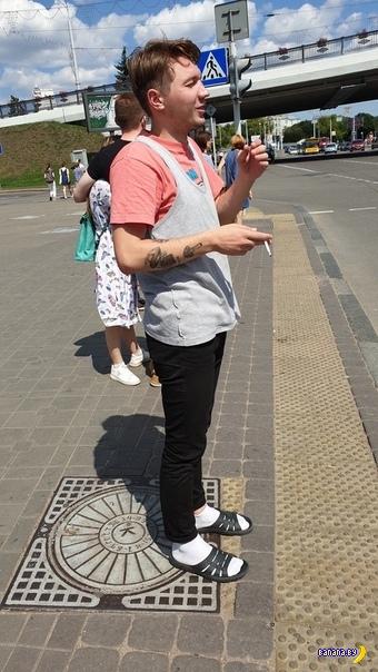 """""""Белорусский модник"""" –это уже нарицательное!"""