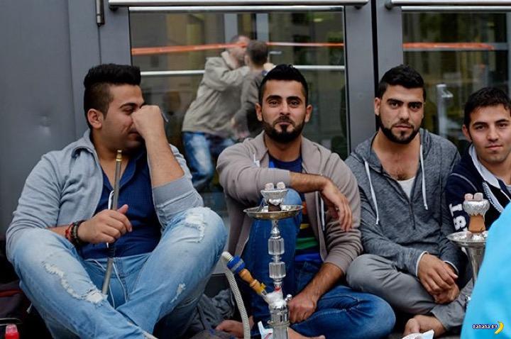 Германия возьмется за несчастных сирийских беженцев