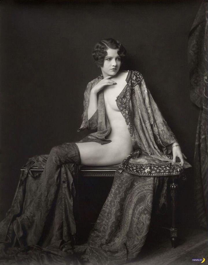 Изящная эротика начала XX века