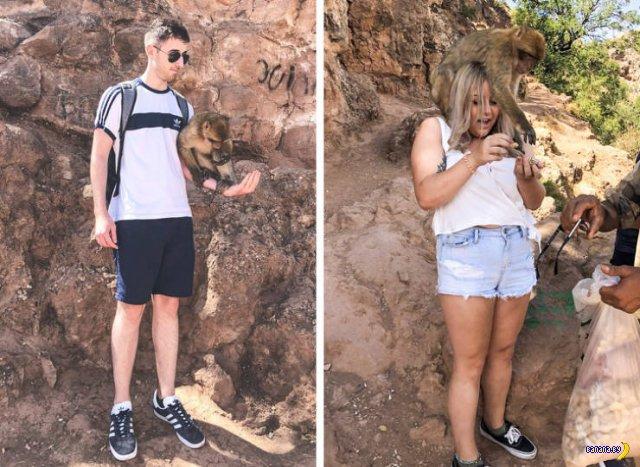 Как фотографируют парни и девушки