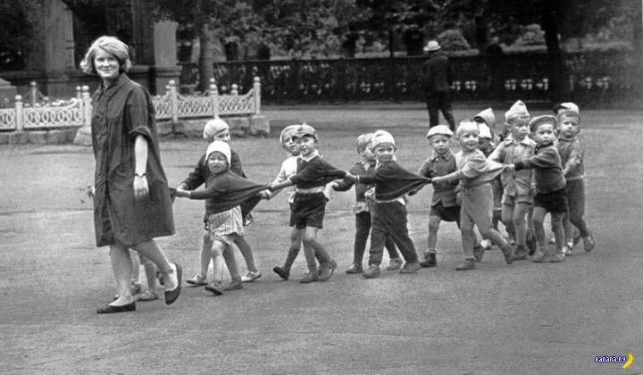 Жуткие наказания в детских садах