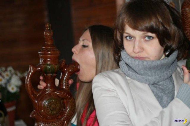 Девушки с загадкой