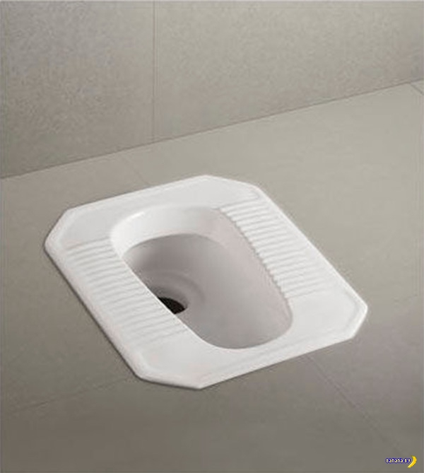 Таинственная кабинка в туалете