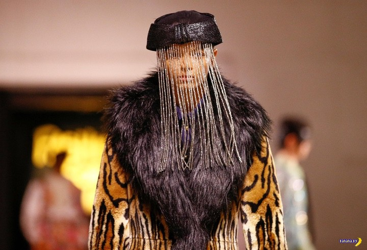 Заглянем на London Fashion Week 2019