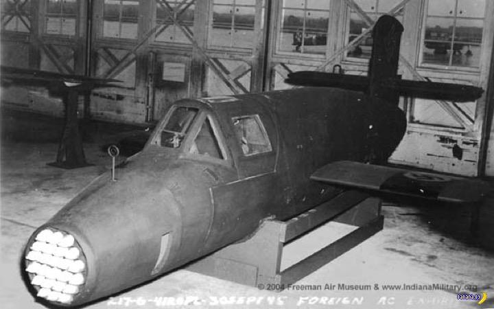 Худший самолёт Второй мировой