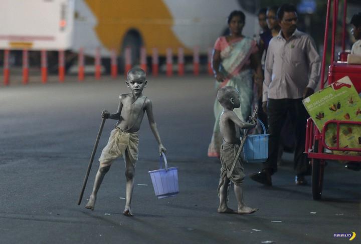 Как там в Индии?