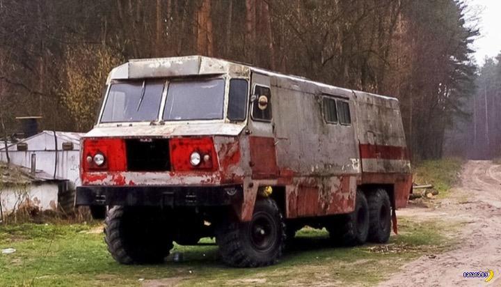 Кому редкий украинский автомобиль?