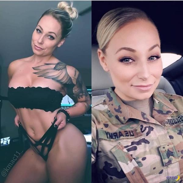 Униформа хороша!