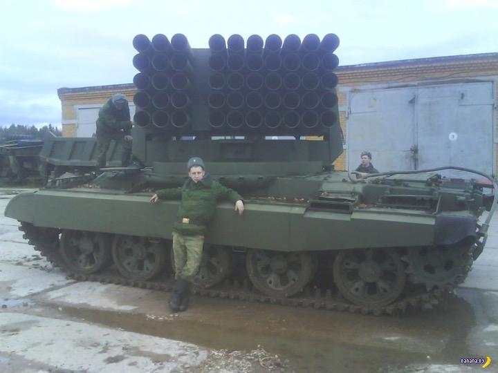 Оружие страшной силы – «Импульс-2М»