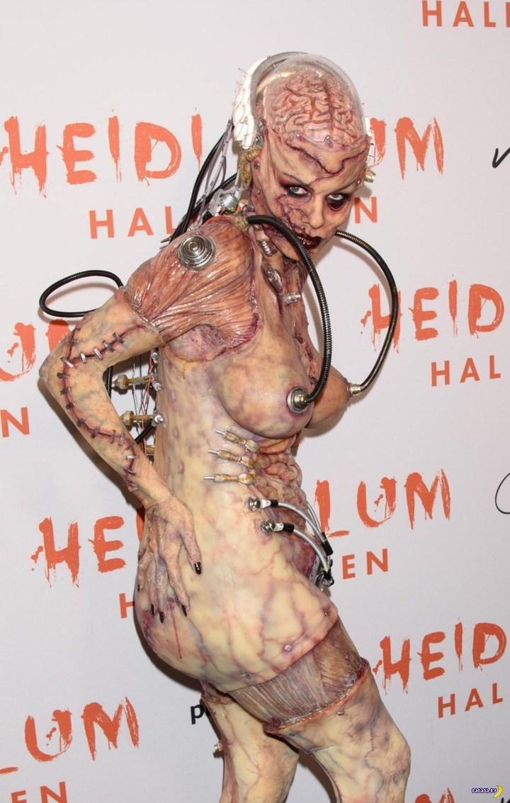 Хайди Клум –максимальная степень угара!