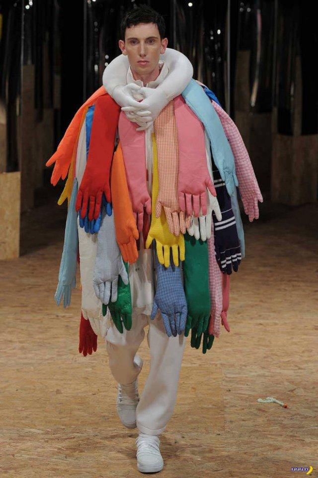 Так называемая мужская мода