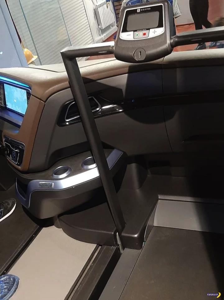 Дизайнеры показали новую кабину КАМАЗ