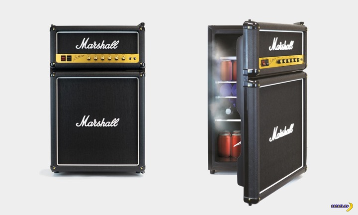 Мини-холодильник Marshall