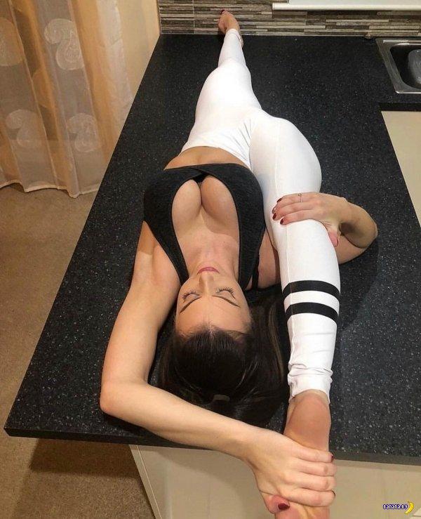 Девушки повышенной гибкости - 2