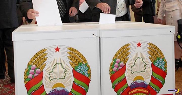В Беларуси прошли выборы