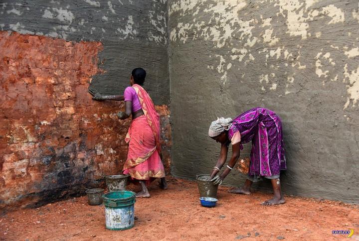 Шикарные фото из Индии
