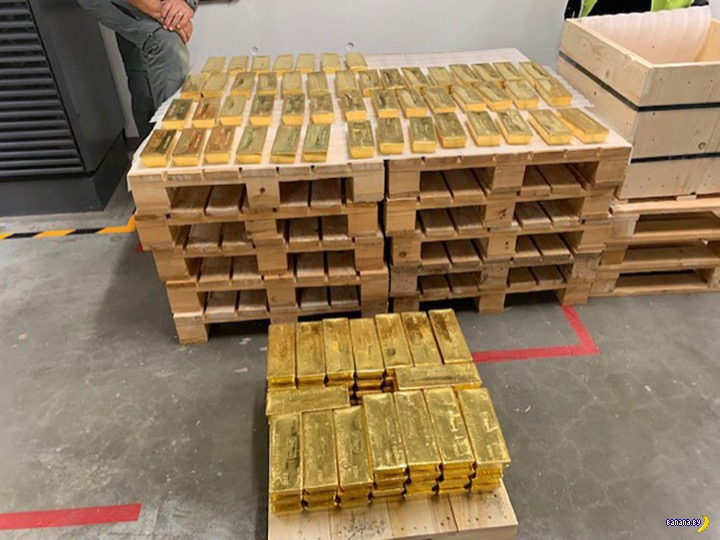 Польское золото вернулось на родину