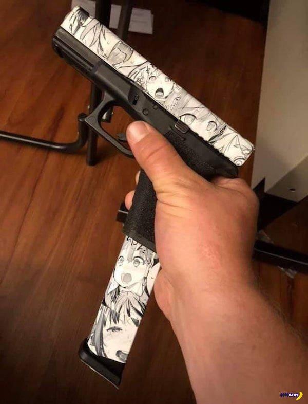 Чудеса из оружейной комнаты