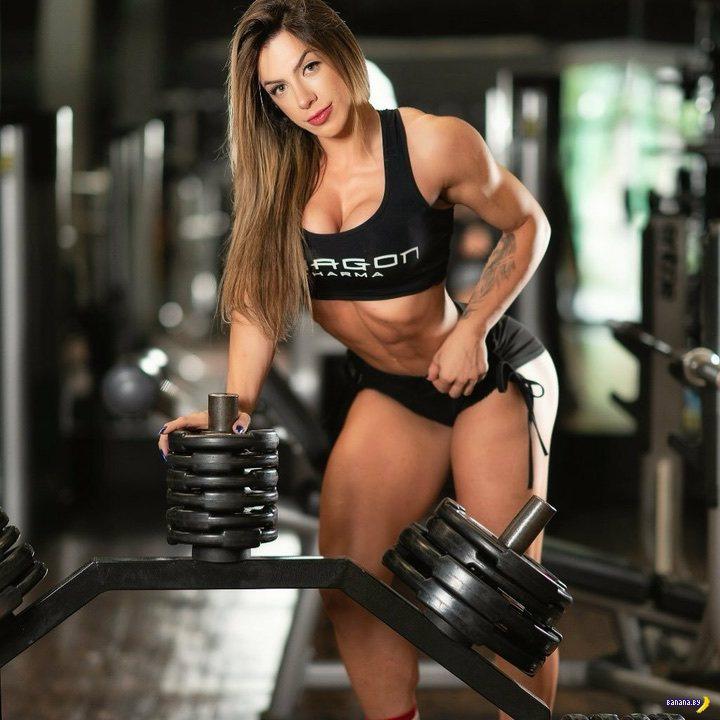 Спортивные девушки - 237