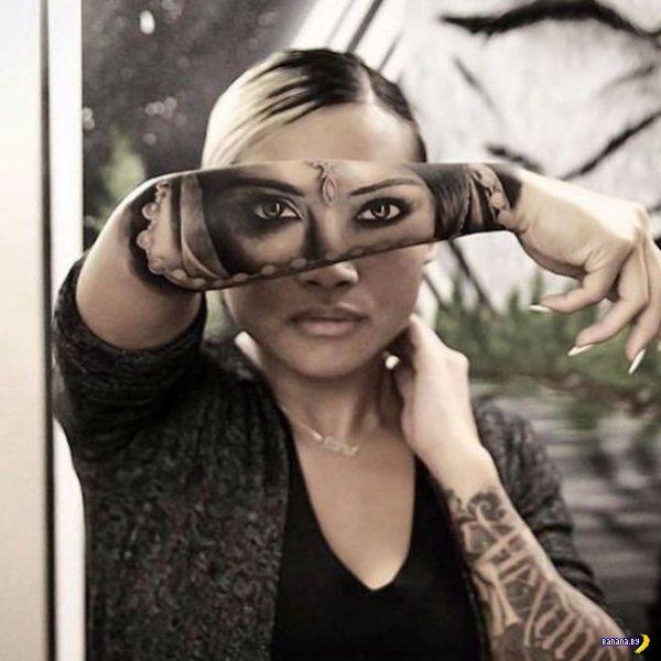 Татуировки на зависть - 129