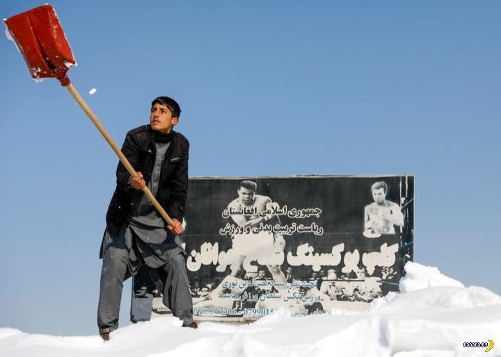 А в Афганистане сегодня Средневековье