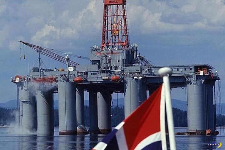 Непростой путь норвежской нефти в Беларусь