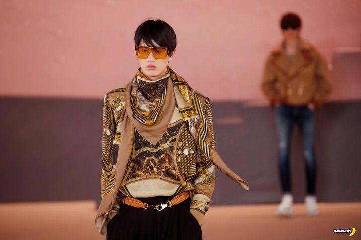 Неделя моды в Париже и страх