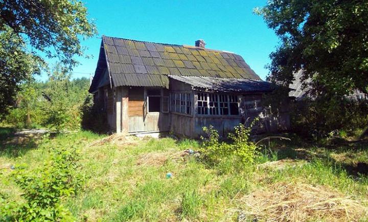 Наглые родственники и дом предков