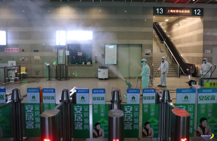 Китайский коронавирус –уже 106 жертв