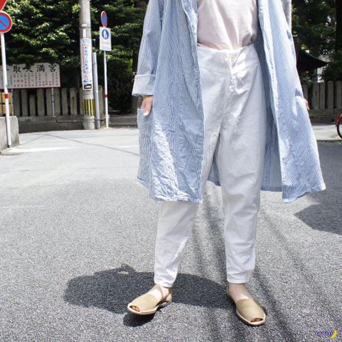 Солдатские кальсоны стали хитом в Японии