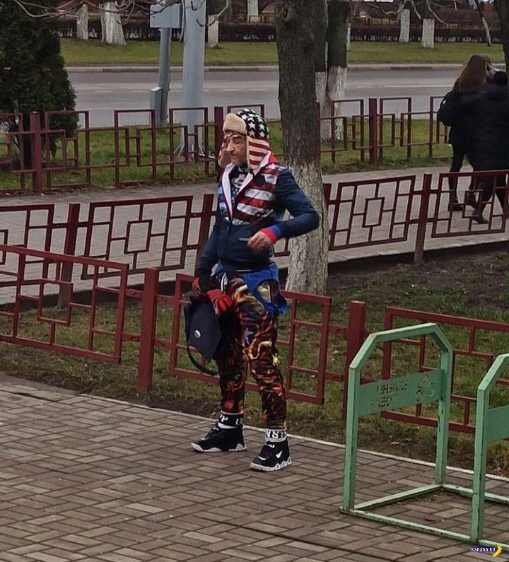 """Пополнение из паблика """"Белорусский модник"""""""