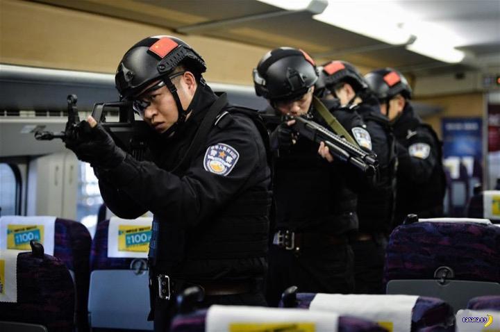 В Китае ужесточают законы из-за эпидемии