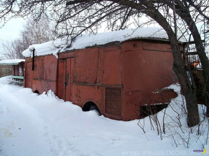 """История оживления трупа –КАвЗ-3100 """"Сибирь"""""""