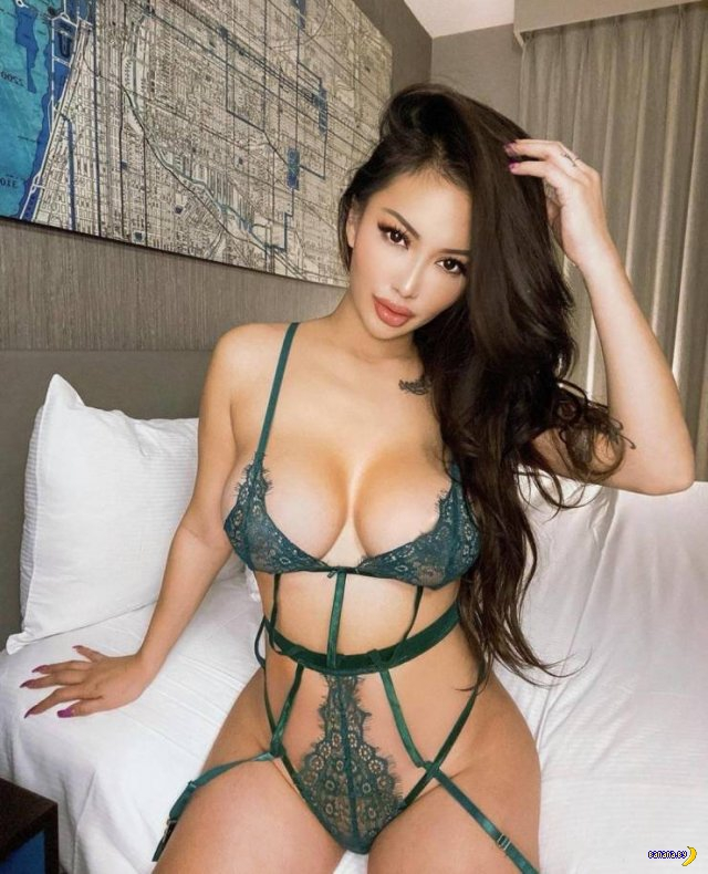 Красивые азиатки - 30