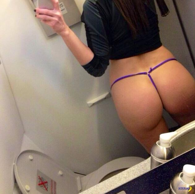 Клад в туалете самолёта, а потом куча проблем
