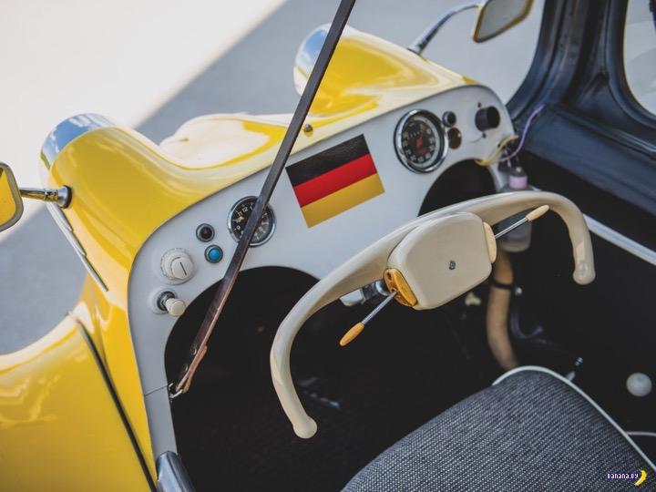 Самый банановый автомобиль в мире!