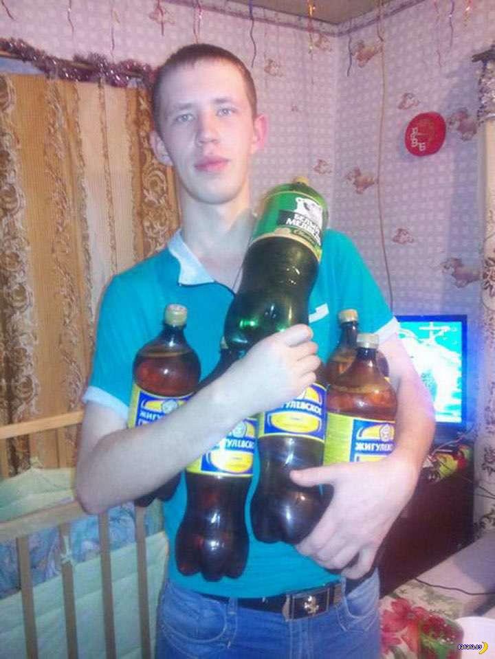 Страх и ненависть в социальных сетях - 489 - Сиська с пивом!