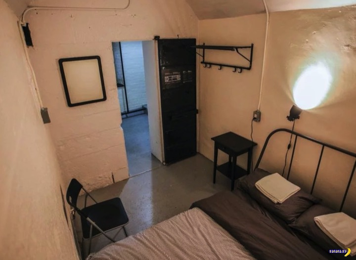 Хостел-тюрьма в Оттаве