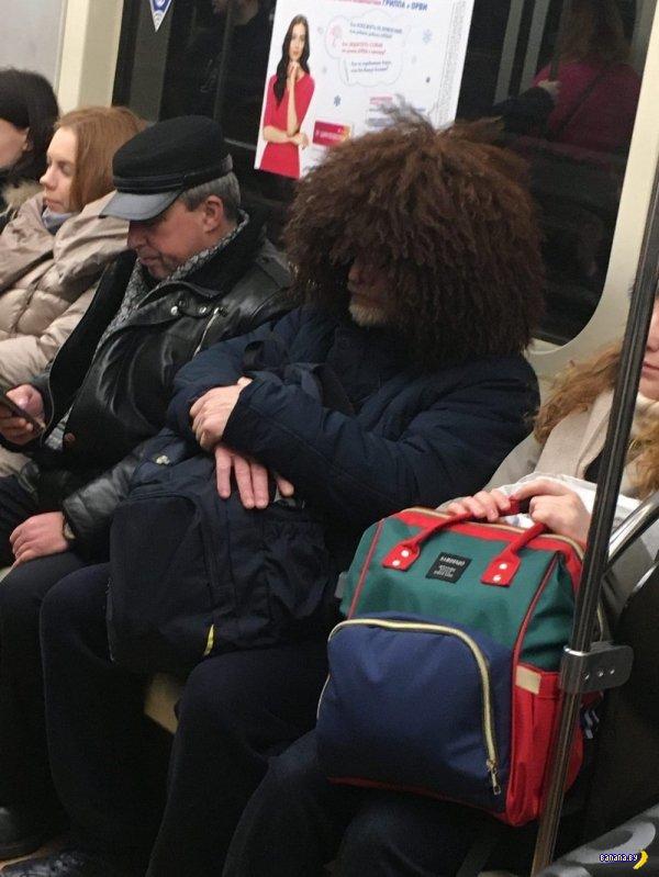 Модники в метро - 38 - Международная редакция!