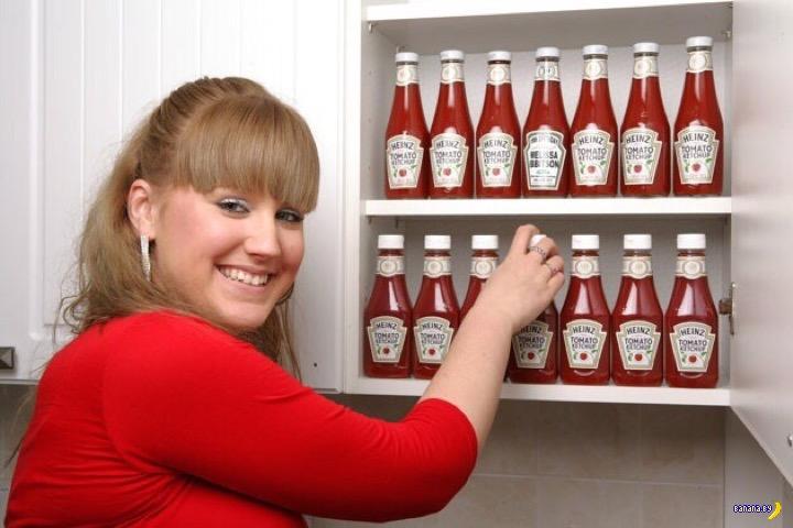 Мелисса и кетчуп