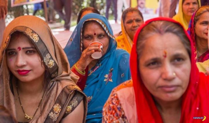Индусы нашли средство от коронавируса