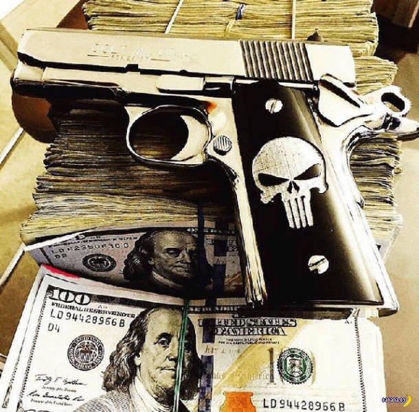 Хоть бы день пожить как глава мексиканского наркокартеля