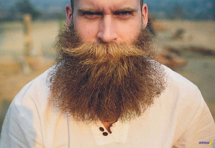 Борода и коронавирус