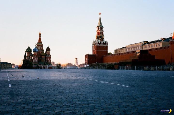 Собянин закрывает Москву на строгий карантин