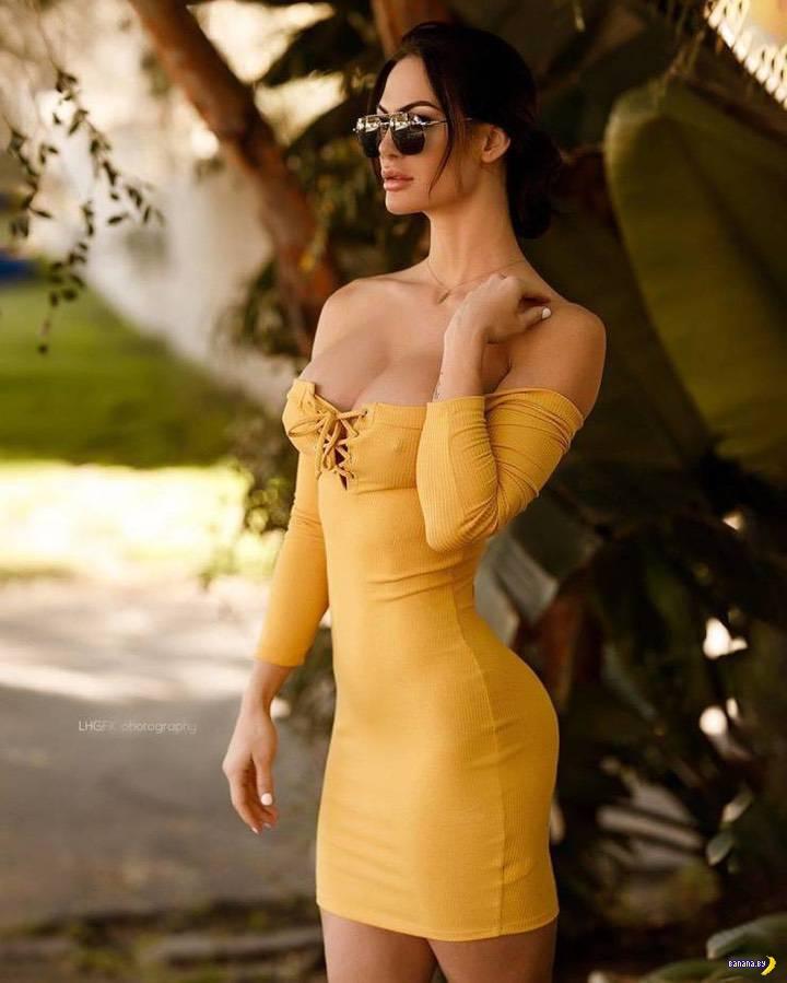 Слишком сексуальные платья