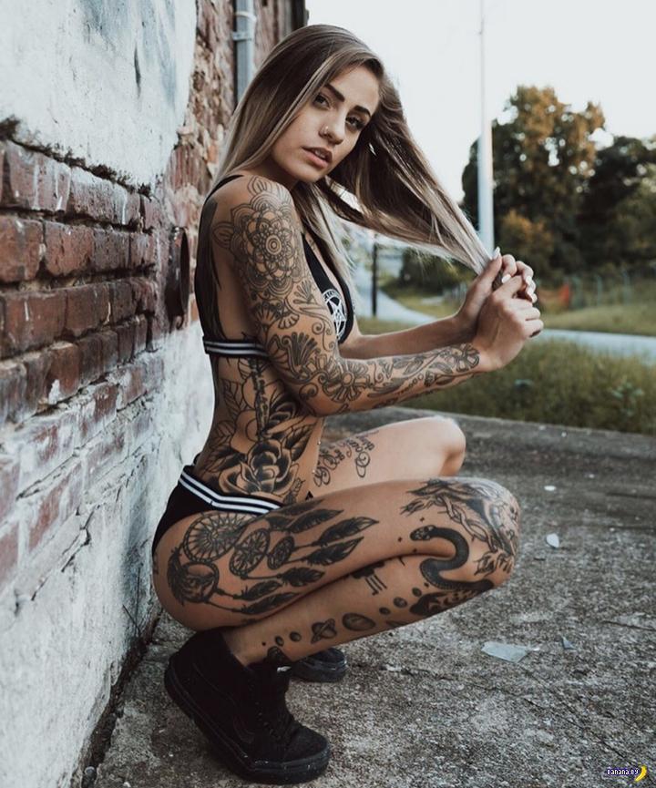 Расписные девушки - 218